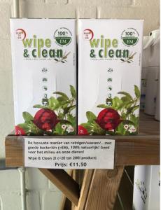 wipe&clean
